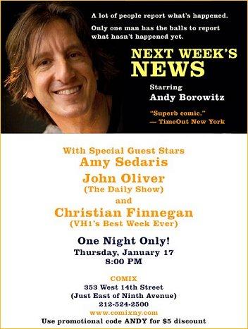 Andy Borowitz