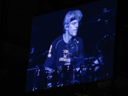 Stewart Copeland and The Police at MSG