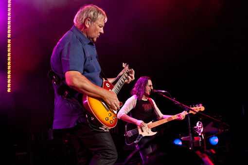 Rush at Jones Beach