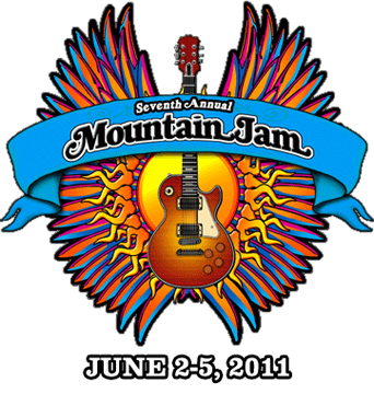 Mountain Music Jam