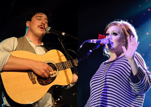 Marcus and Adele