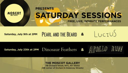 Moscot Sessions