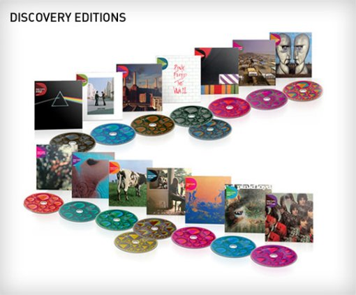 Discovery Albums