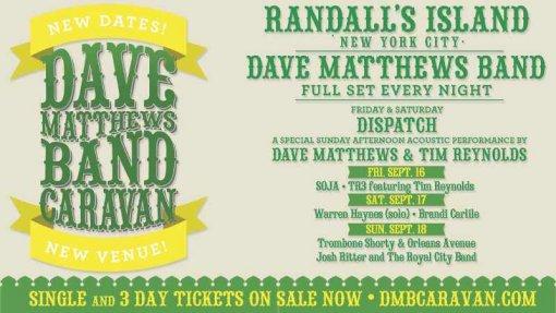 Dave Matthews Caravan
