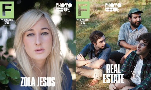 Zola Jesus on The FADER