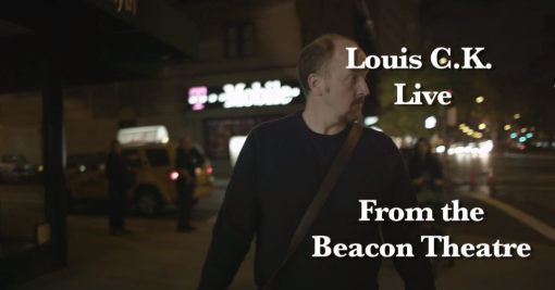 Louis CK Live at The Beacon Theatre