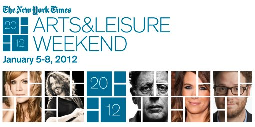 Arts & Leisure Weekend 2012