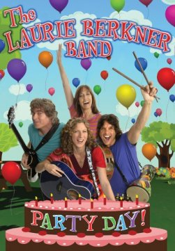 Laurie Berkner - Party Day
