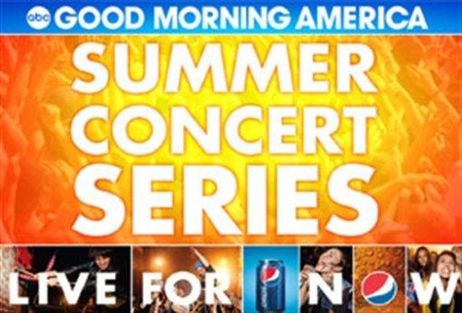 GMA 2012 Concert Series