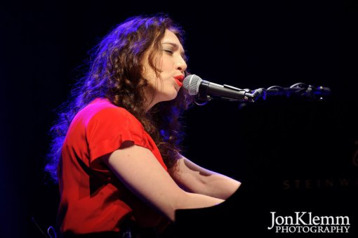 Regina Spektor at United Palace
