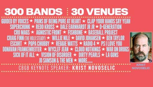 CBGB Festival 2012