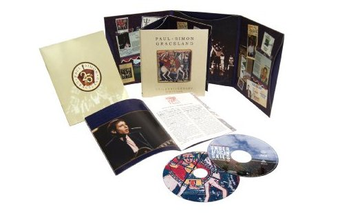 Paul Simon's Graceland 25th Anniversary Edition CD/DVD