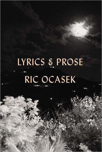 Lyrics and Prose
