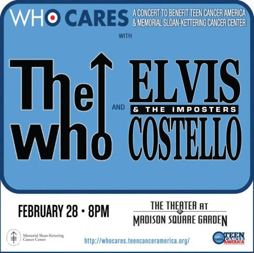 The Who and Elvis Costello