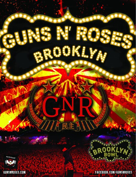 GNR at BB