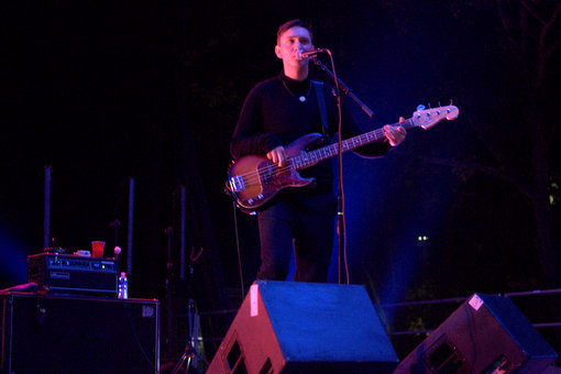 The xx at SummerStage
