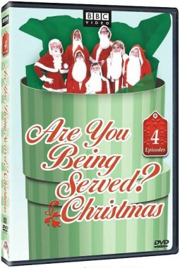 Are You Being Served Christmas