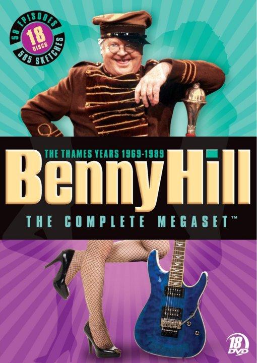 Benny Hill Complete Megaset