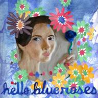 Hello, Blue Roses