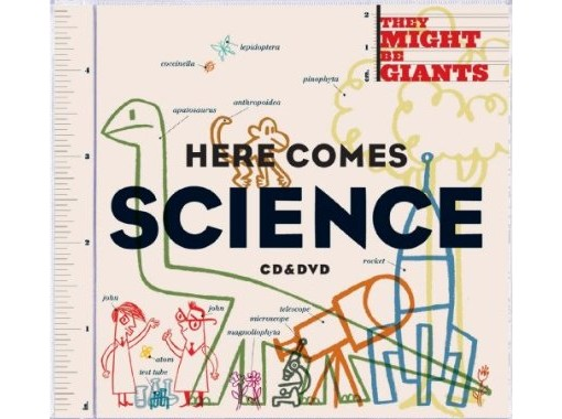 They Might Be Giants - Here Comes The Science