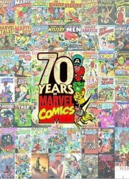 Marvel 70 Years