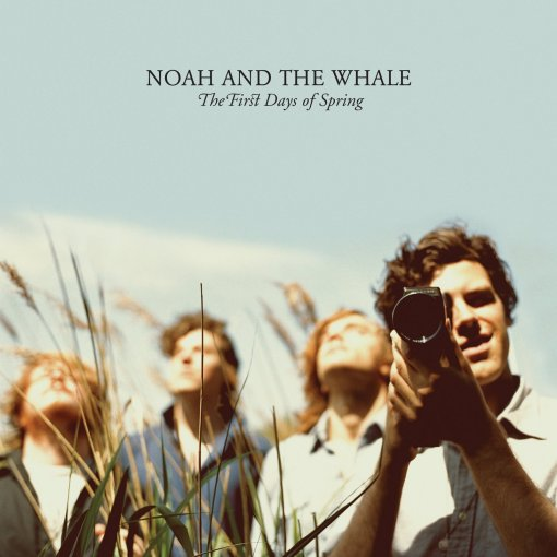 Noah and the Whale...The First Days of Spring(2009)[FLAC]