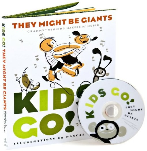 They Might Be Giants - Kids Go!