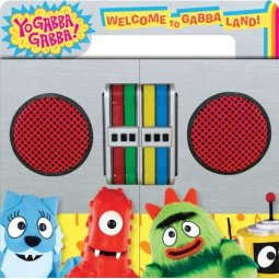 Yo Gabba Gabba! - Welcome To Gabba Land