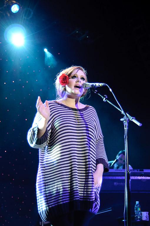Adele at Roseland