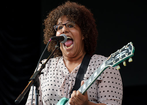 Alabama Shakes at Central Park Summerstage