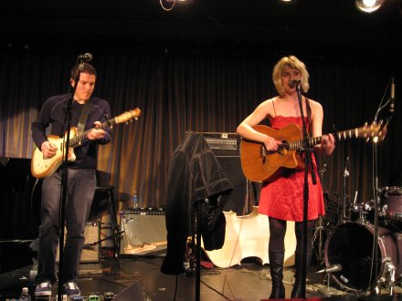 Anais Mitchell and Austin Nevins