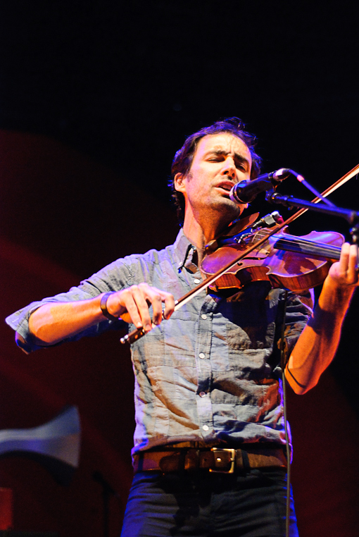 Andrew Bird at Celebrate Brooklyn