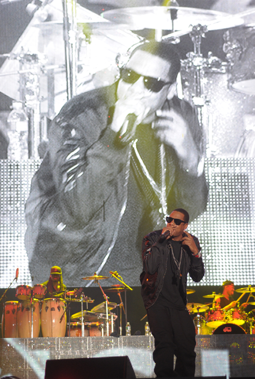 Jay-Z at All Points West