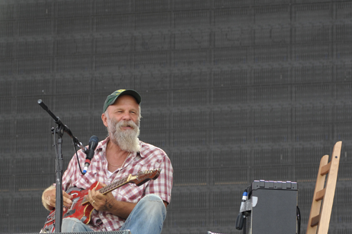 Seasick Steve at All Points West