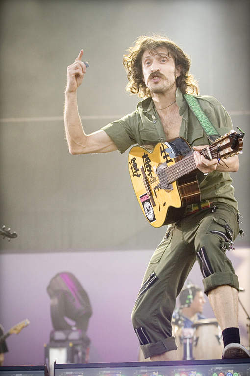 Gogol Bordello at All Points West