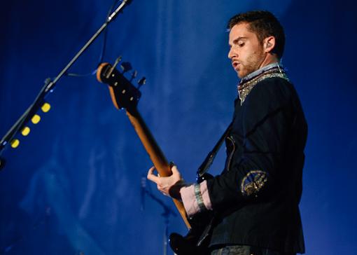 Coldplay guy