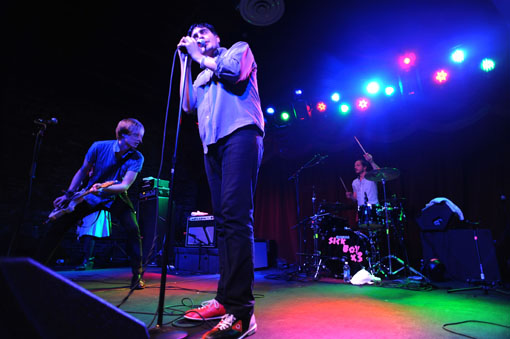 Art Brut at Brooklyn Bowl