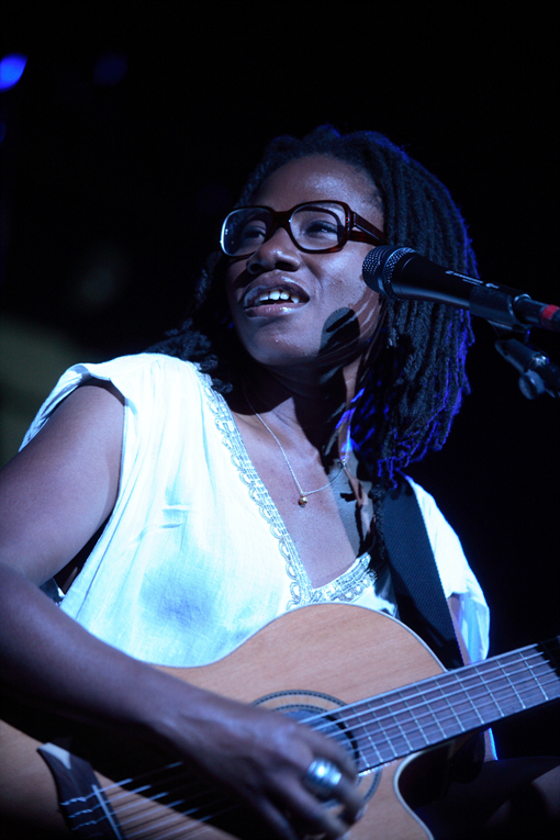 Asa at Le Poisson Rouge