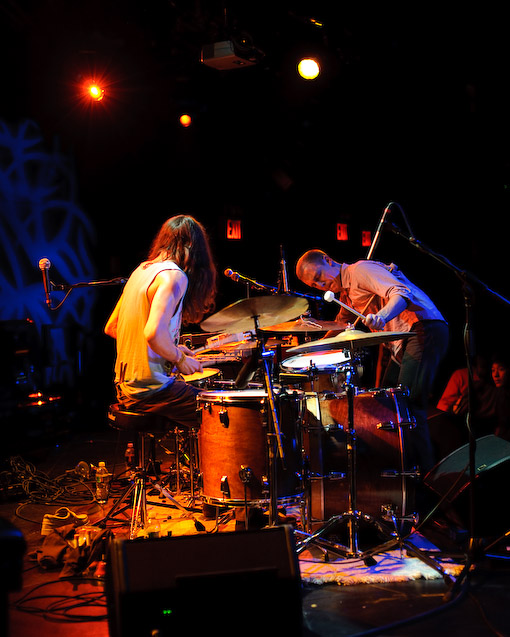Au at Le Poisson Rouge