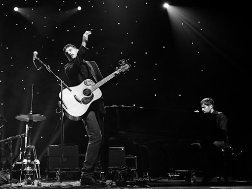 Avett Brothers at RCMH