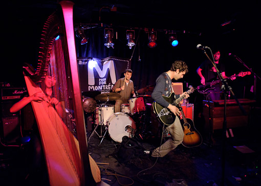 Barr Brothers at CMJ