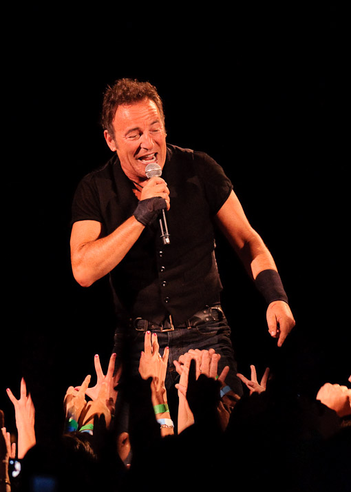 Bruce Springsteen at Izod Center