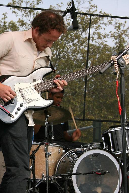 Mt. St. Helen's Vietnam Band at Bumbershoot 2009