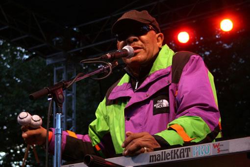 Roy Ayers at Bumbershoot 2009