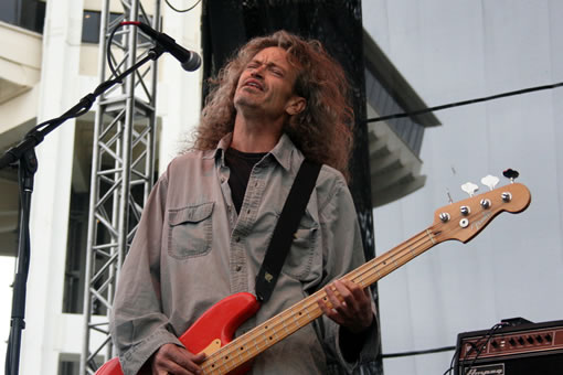 Meat Puppets at Bumbershoot 2010