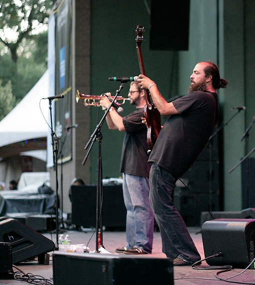 Budos Band at Celebrate Brooklyn!
