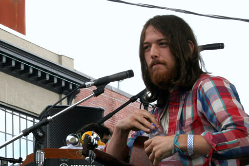 Fleet Foxes at the Capitol Hill Block Party