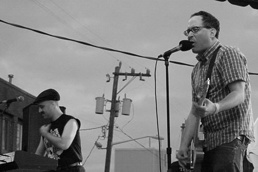 The Hold Steady at the Capitol Hill Block Party
