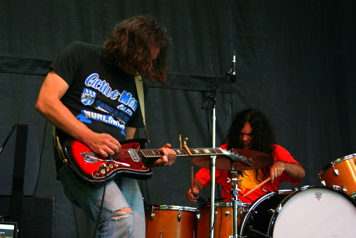 Kurt Vile at CHBP 2011