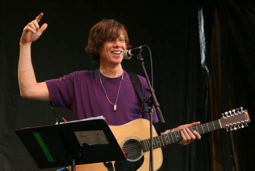 Thurston Moore at CHBP 2011